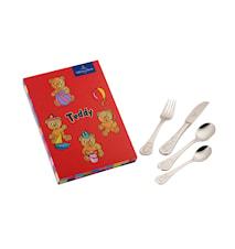 Teddy Barnebestikk 4 deler