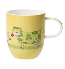 Farm Animals Children Mugg w.1handle lg