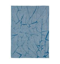 Chaos Kökshandduk Bomull 70x50 - Petrol blue