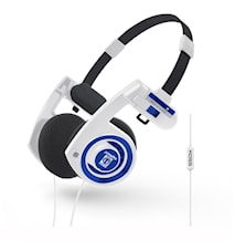 PortaPro 3.0 On-Ear Mic Remote W/Blueberry