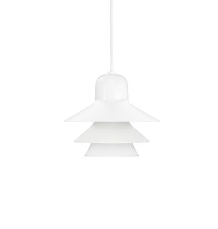 Normann Copenhagen Ikono Lampa Vit S