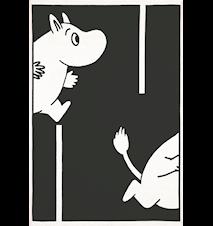 MOOMIN GOES -09 Barnfilt 72X105 CM