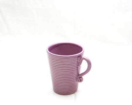 Gerbera Algarve Kahvimuki korvalla Lila 10 cm