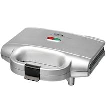 Ultra Compact sandwich maker, silver