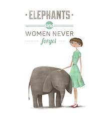 Elephants and women A3