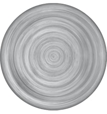 Neo Barocco Dinner plate GREY