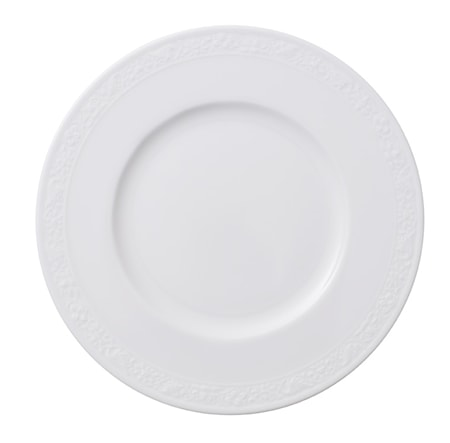 Villeroy & Boch White Pearl Lautanen 18cm