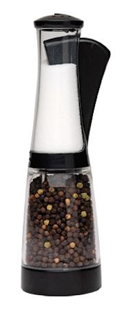 Bistro Combo Grinder Pepparkvarn & saltströare transparent