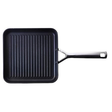 Aluminium grillpanna 28x28 cm