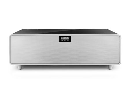 Sound&Cool - Loungebord med Soundbar og Dobbel Kjøling