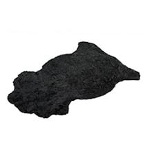 Aussie Korthårig fårskinnsfäll ca. 60x100 cm - Black