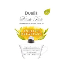 Tea n/x kapsel English Breakfast 10-p