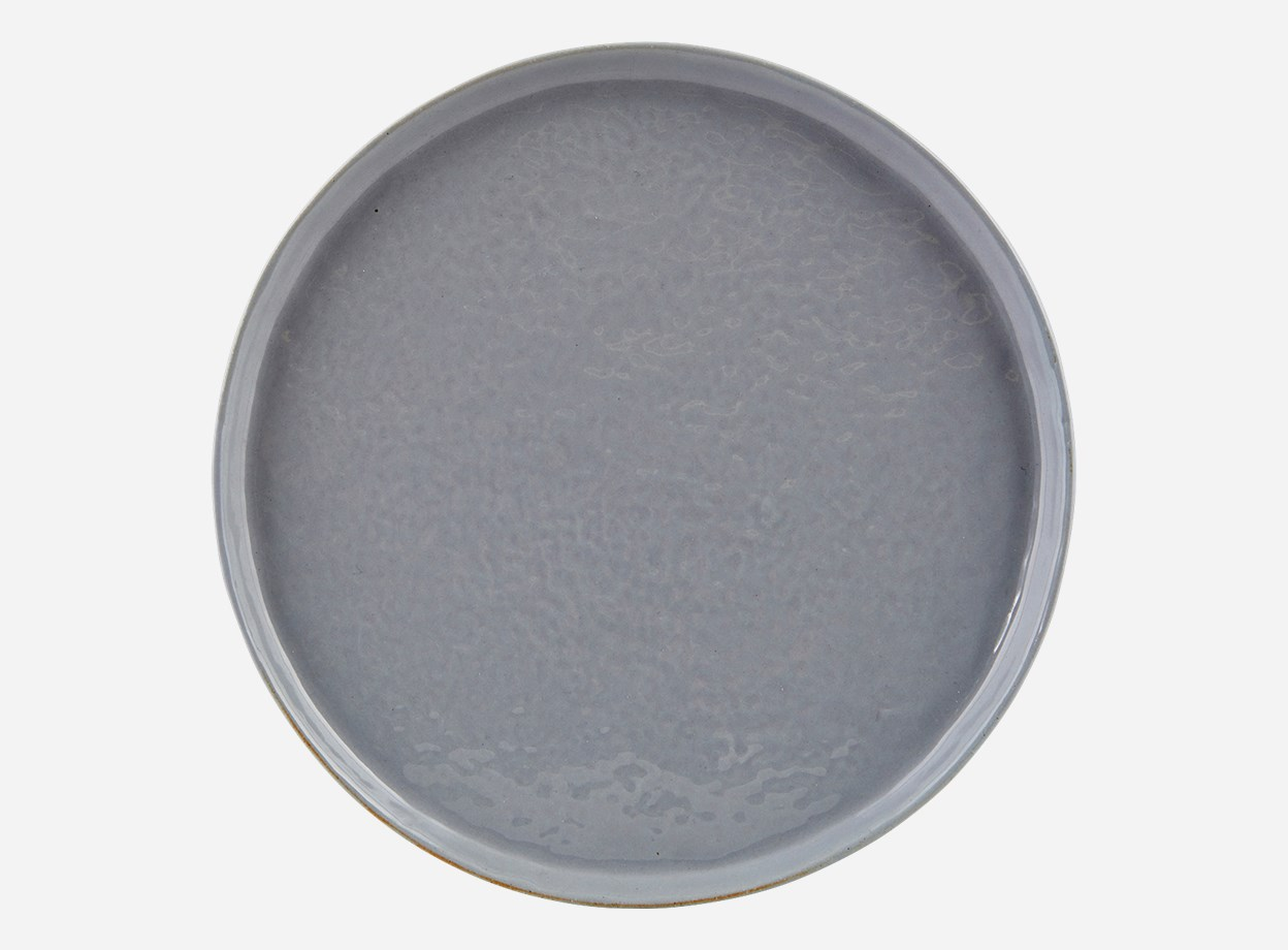 Tallrik Solid Blå Ø 22 cm