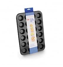 Muffinsform Mini 24 st Non-stick