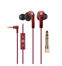 YAMAHA EPH-M200 In-Ear Röd Mic