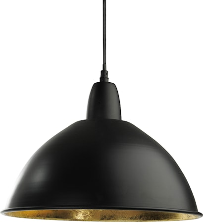 PR Home Kattolamppu Musta 47 cm