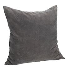 Pudebetræk 50x50 cm - Mørkegrå