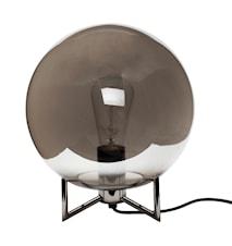 Bordlampe ø26xh30 cm - Grå