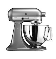 Artisan 125 Køkkenmaskine 4,8 liter Contour Sølv