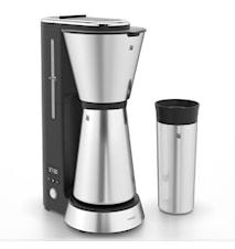 KitchenMinis kaffemaskine med termokande og To-Go Krus