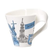 Cities of the World Mug Mugg 0,35l-Hamburg