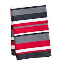 Handduk 100% Bomull Röd 70x50 cm