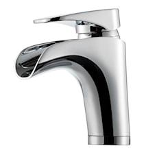 EVO080 Håndvaskblander Niagara Krom