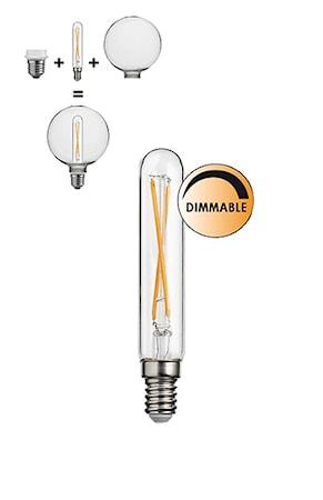 Ljuskälla Rörlampa Filament