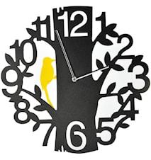 Kello Tikka 40 cm, Musta