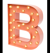 Cirkuslampan Stor - B