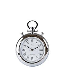 Klocka Silver 26 cm
