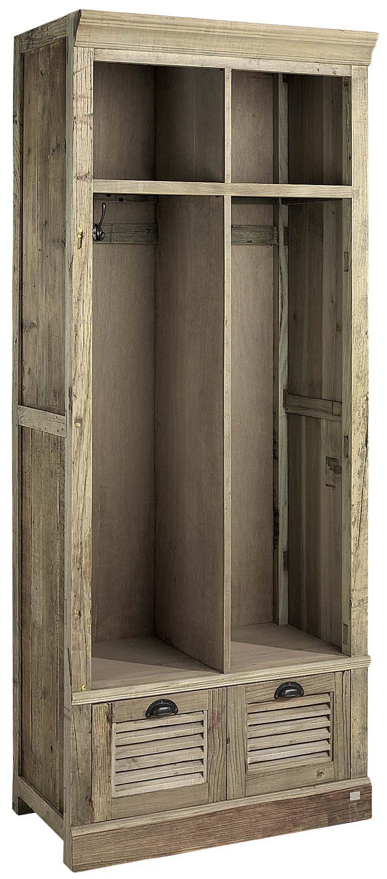 Elmwood hallskåp