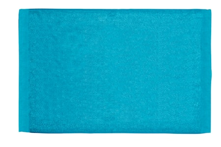 Confetti Badrumsmatta Turkos 80x50 cm
