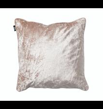 Kuddfodral 50x50 Velvet/Linen Rugby Tan