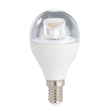 Bild av Xavax LED Lampa E14 7W HQ Varmvit Glob Dimmbar