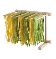 Sammenleggbart pastatørkestativ