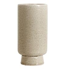 Vas Stoneware Creme Large