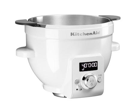 Artisan värmeskål till köksmaskin vit 1,9 liter