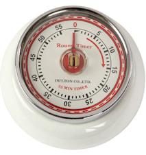 Timer Hvit 7,5 cm