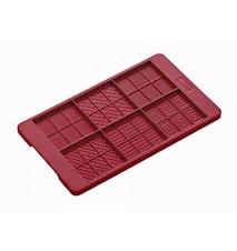 Chokladform small 12x20,5 cm