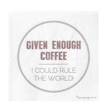 Servett Coffee 20st