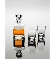 Malt- Glaskaraff 0,7 liter