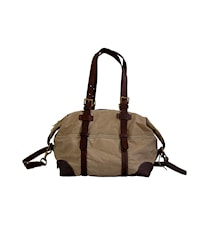 Holdall canvas weekendbag