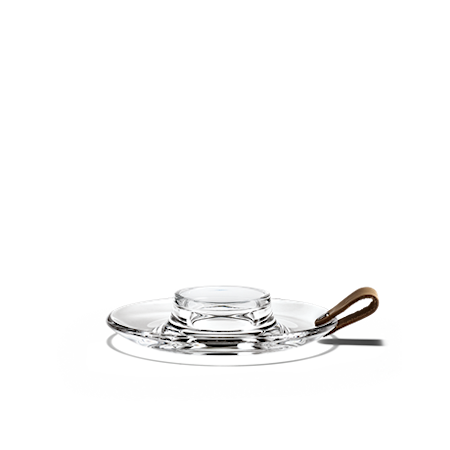Bild av Holmegaard DWL Blockljusstake, klar, 17 cm