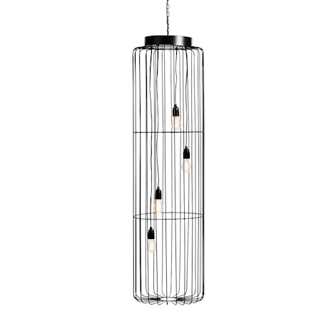 MUUBS Cage Taklampa 140x40 cm
