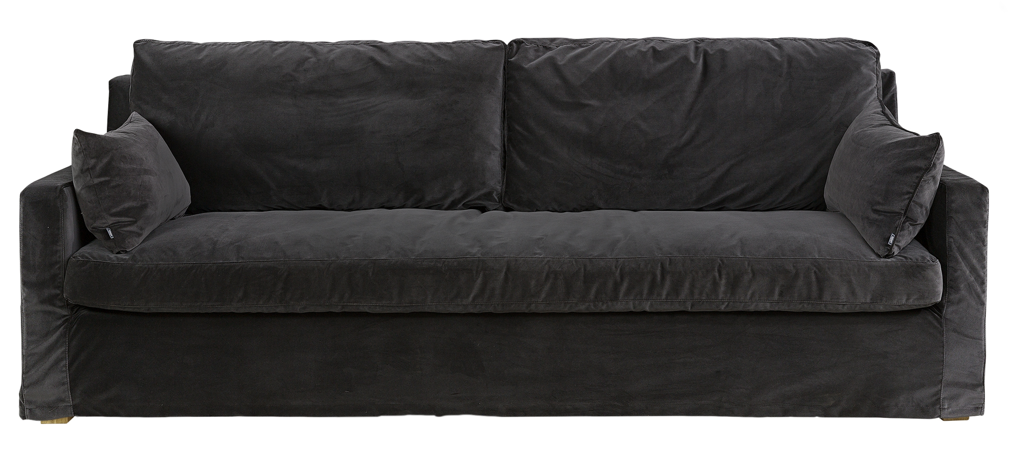 Milford soffa - Azimut anthracite