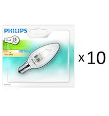 Philips Halogen Kron E14 28W (35W)10st