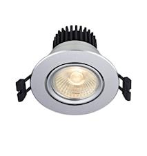 Apollo taglampe 5-set Aluminum