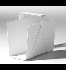 Box tidningsställ mini
