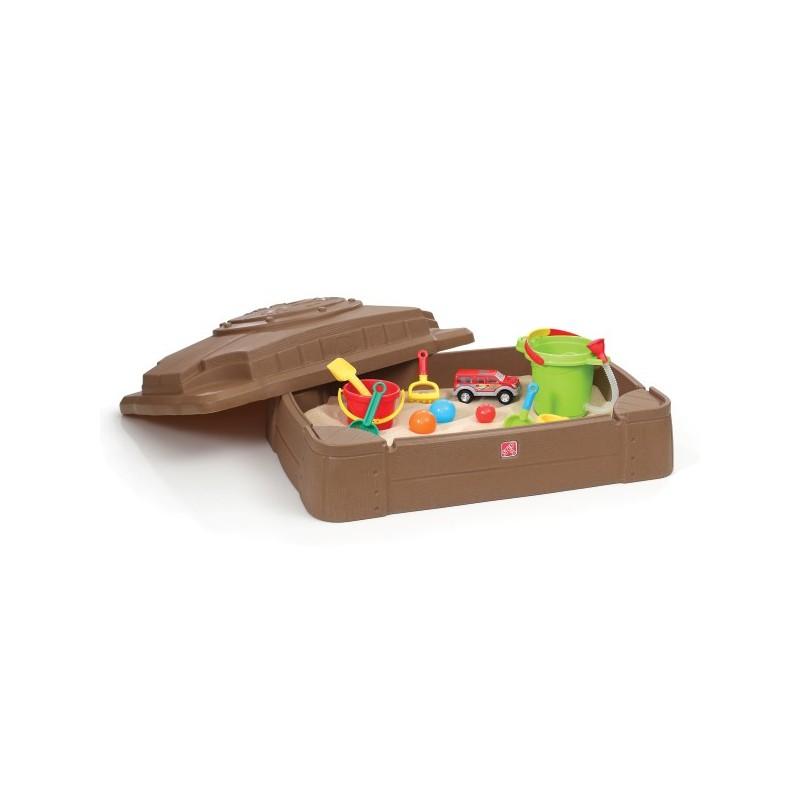 Box sandlåda